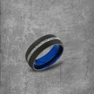 Tungsten Band: Anniversary Rings| Tungsten Ring